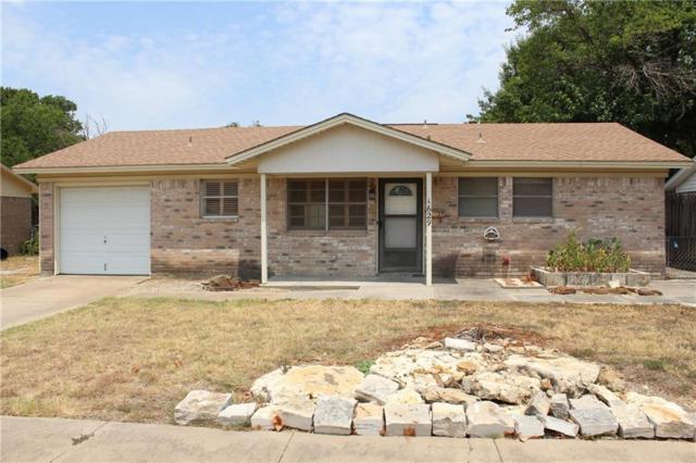 1629 Tyson Street, Blue Mound, TX 76131 (MLS #13901561) :: Team Hodnett