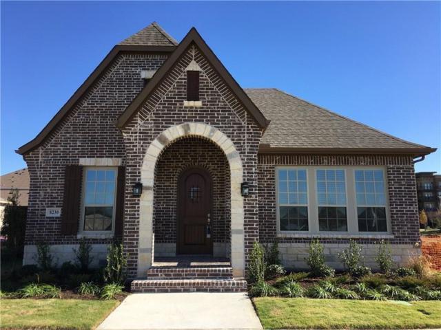 8230 Kentland Drive, Frisco, TX 75034 (MLS #13901574) :: Team Hodnett