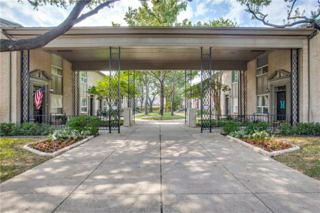 7430 W Northwest Highway #2, Dallas, TX 75225 (MLS #13901603) :: The Real Estate Station