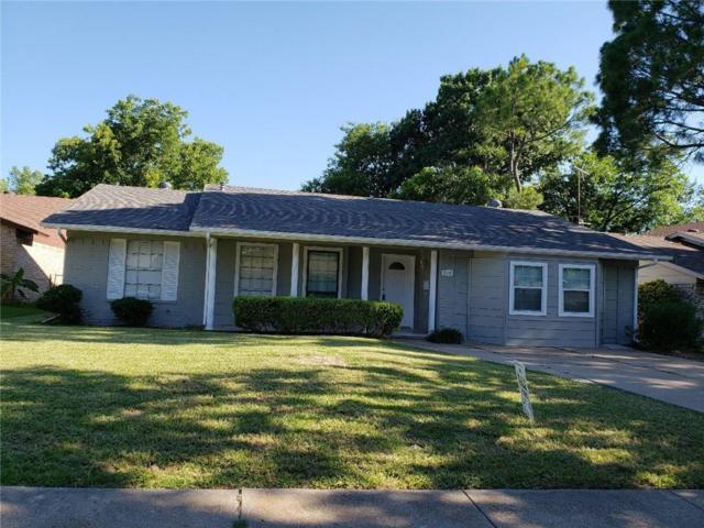 214 N Bryan Circle, Mesquite, TX 75149 (MLS #13901633) :: Team Hodnett