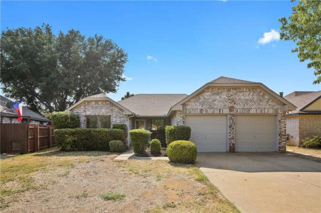 1210 Trenton Lane, Euless, TX 76040 (MLS #13901680) :: Team Hodnett