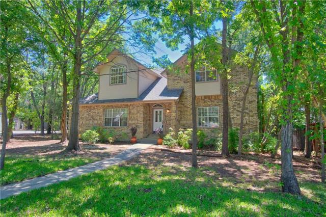 1112 Chapel Drive, Denton, TX 76205 (MLS #13901725) :: The Real Estate Station