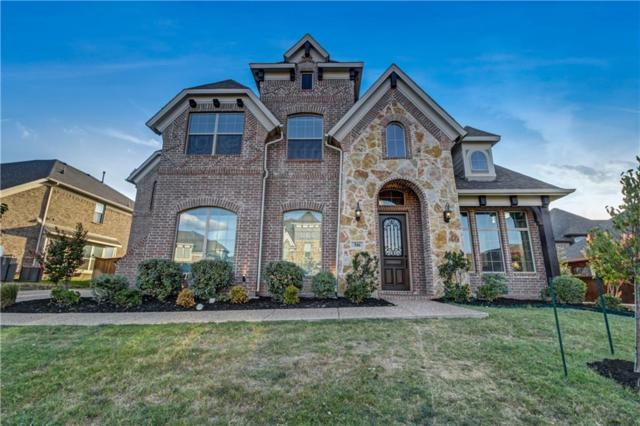 316 Rawhide Path, Keller, TX 76248 (MLS #13901735) :: Fort Worth Property Group