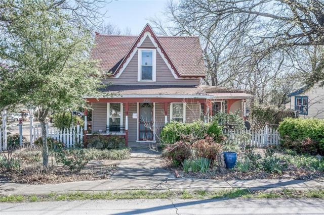 205 W Stephens, Van Alstyne, TX 75495 (MLS #13901777) :: Real Estate By Design