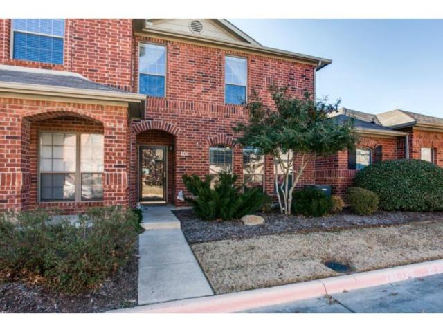 575 S Virginia Hills Drive #406, Mckinney, TX 75072 (MLS #13901806) :: Team Hodnett