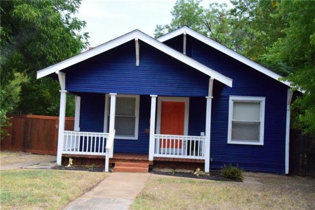 1325 E Jefferson Avenue, Fort Worth, TX 76104 (MLS #13901821) :: Team Hodnett