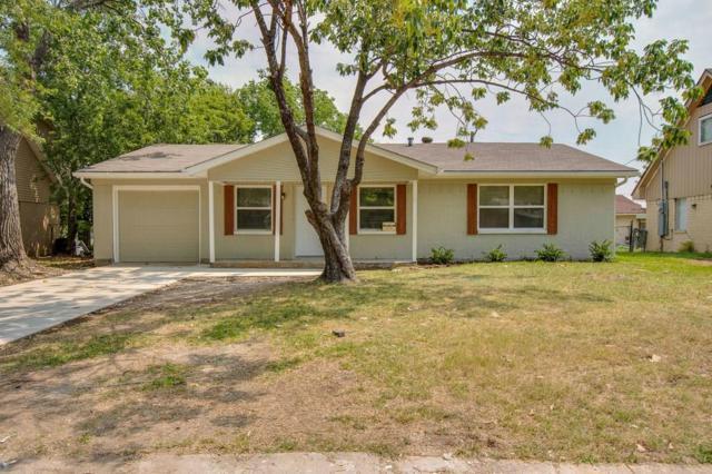 2910 Viva Drive, Mesquite, TX 75150 (MLS #13901944) :: Team Hodnett
