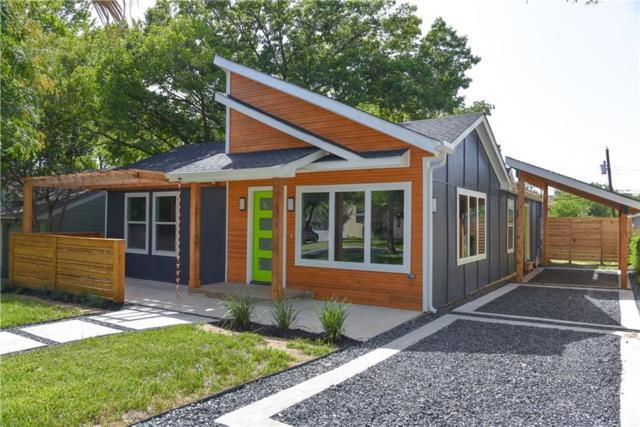 8911 Diceman Drive, Dallas, TX 75218 (MLS #13901952) :: The Real Estate Station