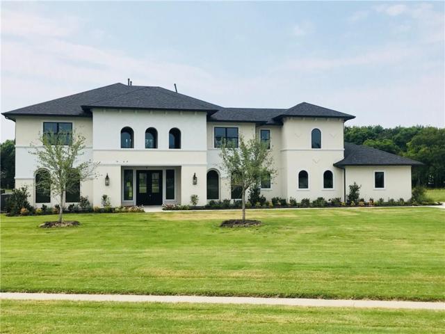 935 Bentwater Drive, Lucas, TX 75002 (MLS #13902004) :: Team Hodnett