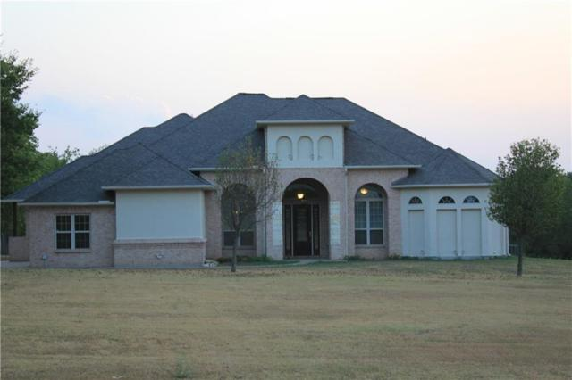 1191 Carl Drive, Tioga, TX 76271 (MLS #13902156) :: The Real Estate Station