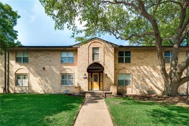 5849 Sandhurst Lane A, Dallas, TX 75206 (MLS #13902189) :: Team Hodnett