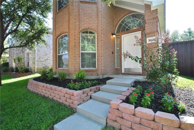 3828 Braxton Lane, Flower Mound, TX 75028 (MLS #13902207) :: Team Hodnett
