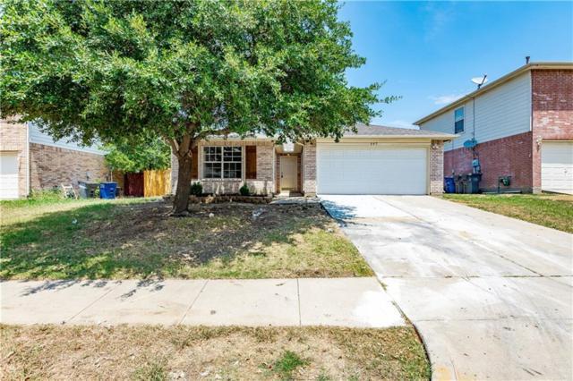 645 Spillway Drive, Little Elm, TX 75068 (MLS #13902211) :: Team Hodnett