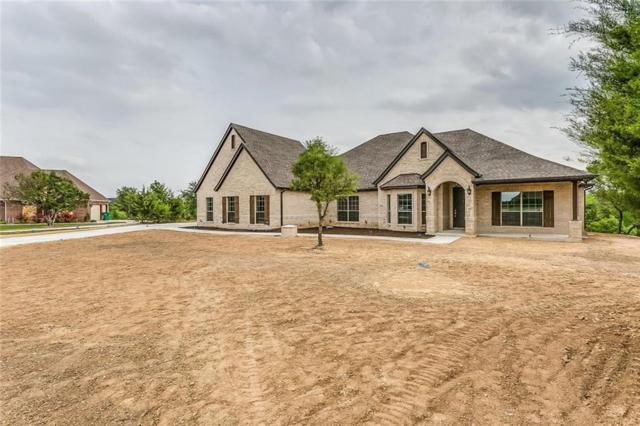 119 Woodlot Lane, Azle, TX 76020 (MLS #13902235) :: The Real Estate Station
