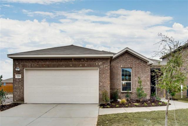 1909 Angus Drive, Little Elm, TX 75068 (MLS #13902248) :: The Chad Smith Team
