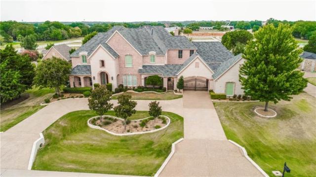4412 Chilton Lane, Flower Mound, TX 75028 (MLS #13902255) :: The Real Estate Station