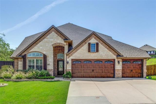 4540 Seventeen Lakes Court, Fort Worth, TX 76262 (MLS #13902265) :: North Texas Team | RE/MAX Advantage