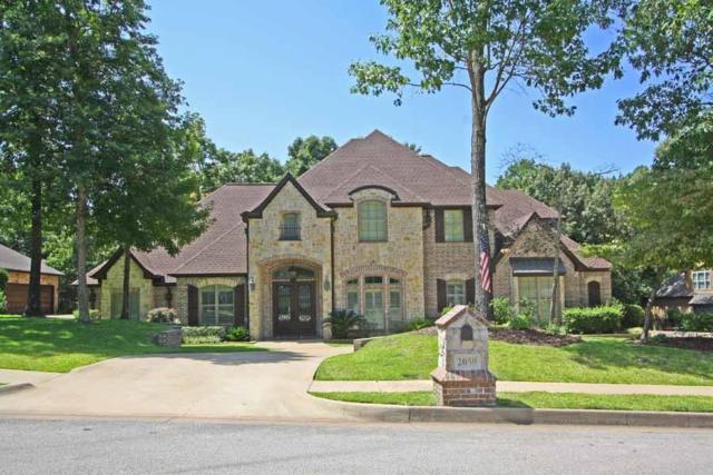 2050 Stonegate Valley Drive, Tyler, TX 75703 (MLS #13902273) :: Team Hodnett