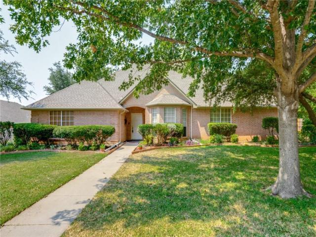 1605 Brentwood Trail, Keller, TX 76248 (MLS #13902343) :: Team Hodnett