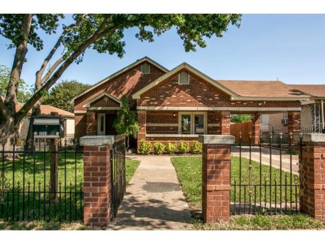 3331 Brooklyndell Avenue, Dallas, TX 75211 (MLS #13902359) :: Team Hodnett
