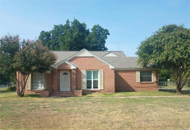 314 W Market Street, Mabank, TX 75147 (MLS #13902362) :: Team Hodnett