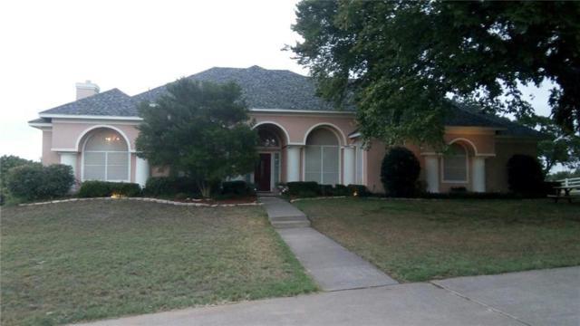 108 Man O War Court, Burleson, TX 76028 (MLS #13902388) :: The Hornburg Real Estate Group