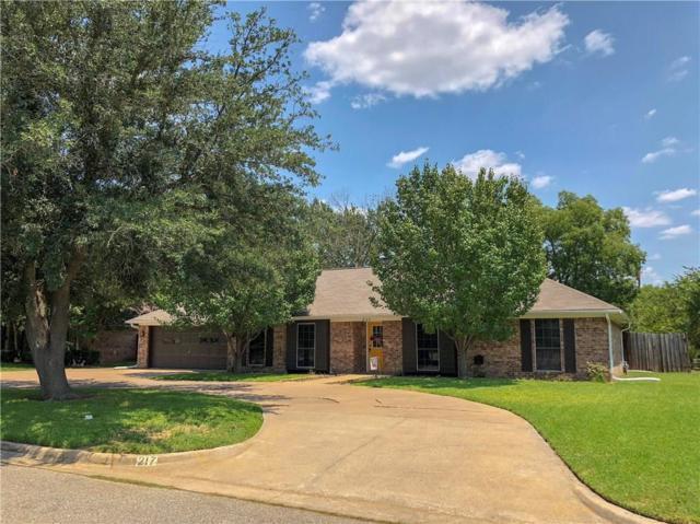 217 W Oaks Circle, Sulphur Springs, TX 75482 (MLS #13902490) :: RE/MAX Town & Country