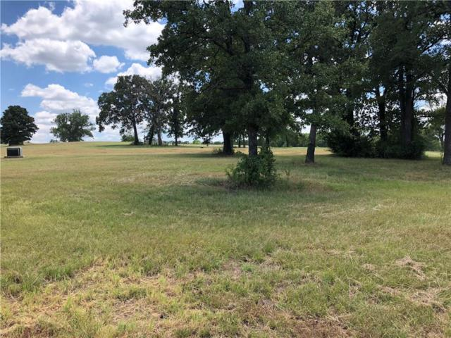 Lot 8 Coyote Creek Drive, Gordonville, TX 76245 (MLS #13902519) :: The Heyl Group at Keller Williams