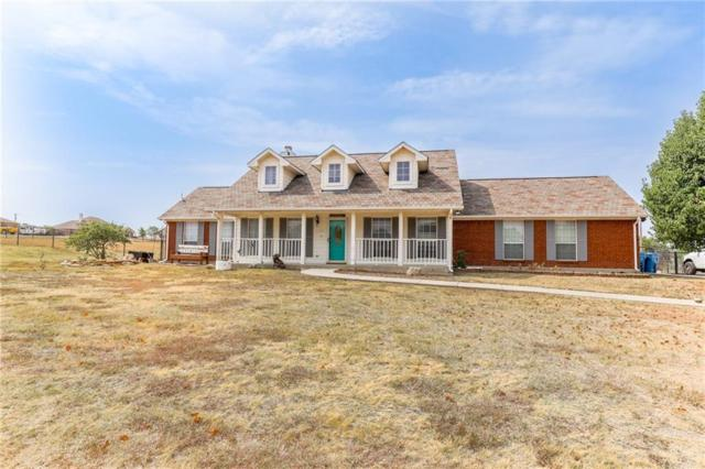 122 Partagas Drive, Weatherford, TX 76085 (MLS #13902548) :: The Real Estate Station