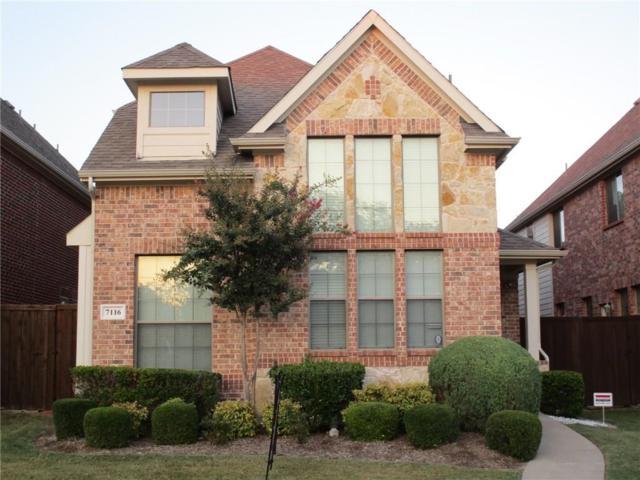 7116 Dry Creek Drive, Plano, TX 75025 (MLS #13902550) :: Team Hodnett