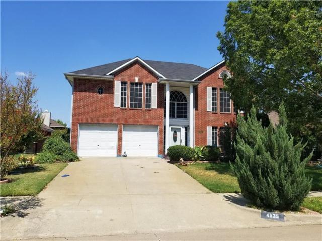 4535 Queenswood Drive, Grand Prairie, TX 75052 (MLS #13902551) :: Robbins Real Estate Group