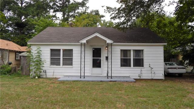 801 University Street, Mineola, TX 75773 (MLS #13902596) :: The Real Estate Station