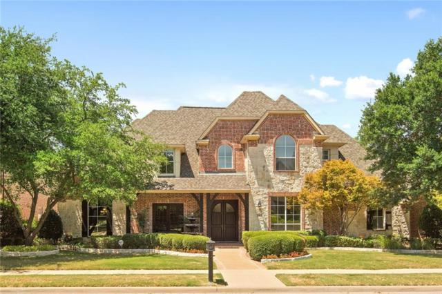 5933 Orchard Park Drive, Frisco, TX 75034 (MLS #13902600) :: The Real Estate Station