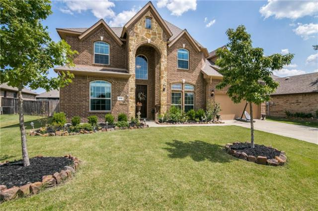 110 Beacon Hill Lane, Forney, TX 75126 (MLS #13902601) :: The Real Estate Station