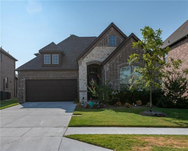 6301 Cedar Sage Trail, Flower Mound, TX 76226 (MLS #13902717) :: Real Estate By Design
