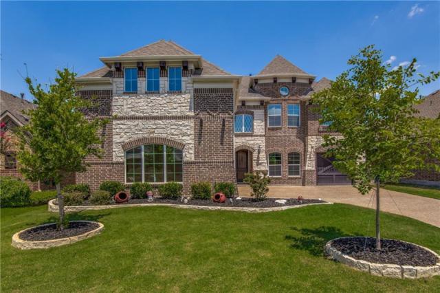 8016 Prentiss Drive, Mckinney, TX 75071 (MLS #13902731) :: RE/MAX Landmark