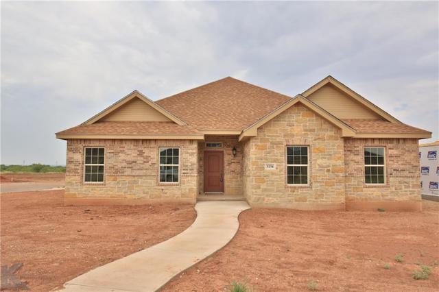 3134 Oakley Street, Abilene, TX 79606 (MLS #13902774) :: Team Hodnett