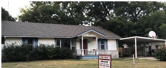 308 E Main Street, Pilot Point, TX 76258 (MLS #13902843) :: Team Hodnett