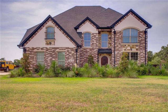 115 Waldrum Road, Combine, TX 75159 (MLS #13902896) :: Team Hodnett
