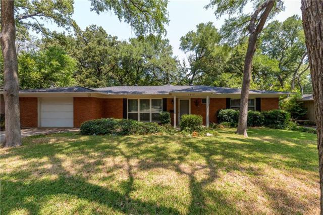 1217 Barker Street, Arlington, TX 76012 (MLS #13902939) :: Team Hodnett