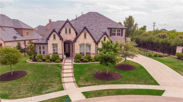 2420 Breezypoint Circle, Prosper, TX 75078 (MLS #13902993) :: The Real Estate Station