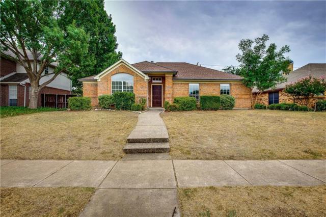 1436 Rivercrest Boulevard, Allen, TX 75002 (MLS #13903033) :: Kimberly Davis & Associates