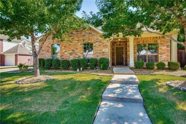 1021 Pheasant Lane, Forney, TX 75126 (MLS #13903034) :: The Real Estate Station