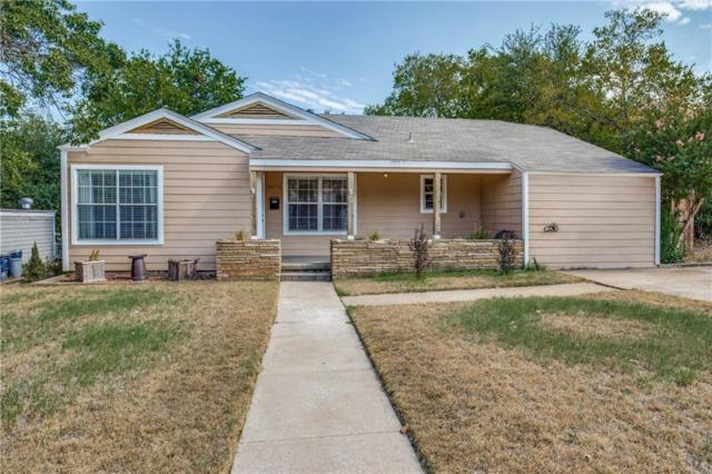 6475 Lindell Avenue, Fort Worth, TX 76116 (MLS #13903044) :: Frankie Arthur Real Estate