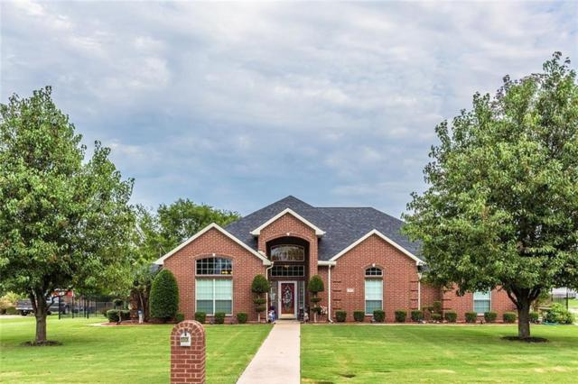 400 Kings Creek Drive, Terrell, TX 75161 (MLS #13903199) :: RE/MAX Town & Country