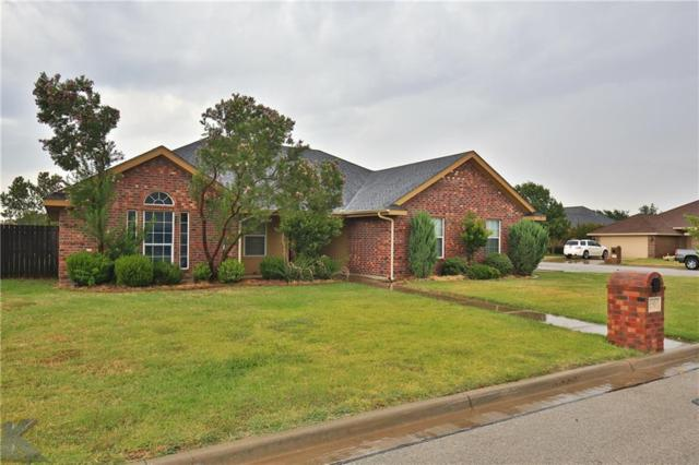 850 Shallow Water Trail, Abilene, TX 79602 (MLS #13903283) :: Team Hodnett