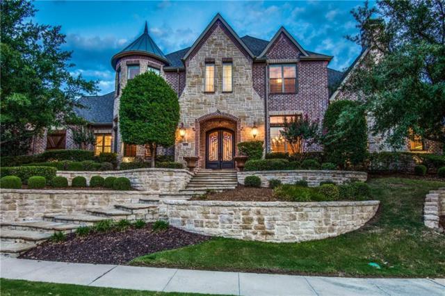 5533 Lago Vista Lane, Frisco, TX 75034 (MLS #13903292) :: Kimberly Davis & Associates
