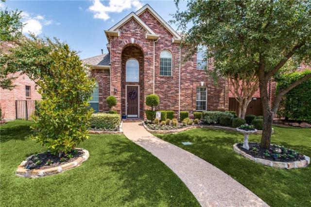 4614 Refugio Road, Frisco, TX 75034 (MLS #13903349) :: Team Hodnett