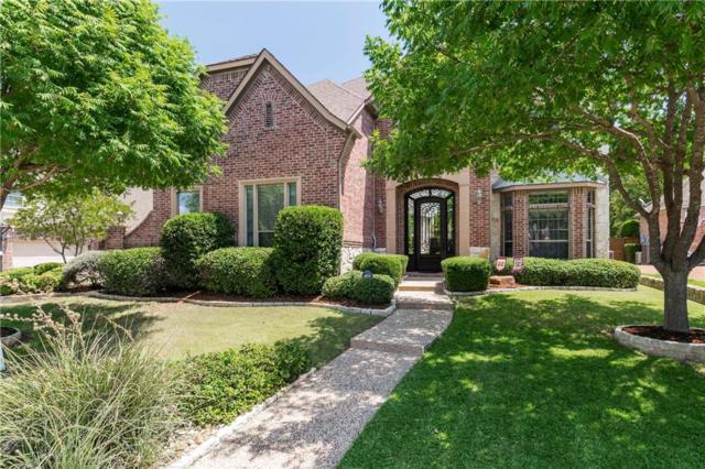 807 Sandy Trail, Keller, TX 76248 (MLS #13903406) :: Fort Worth Property Group