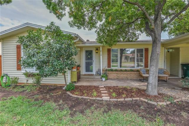 814 Austin Road, Graham, TX 76450 (MLS #13903414) :: The Real Estate Station